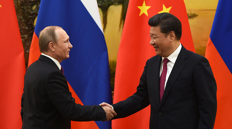 Russia is forsaking the West and moving toward China