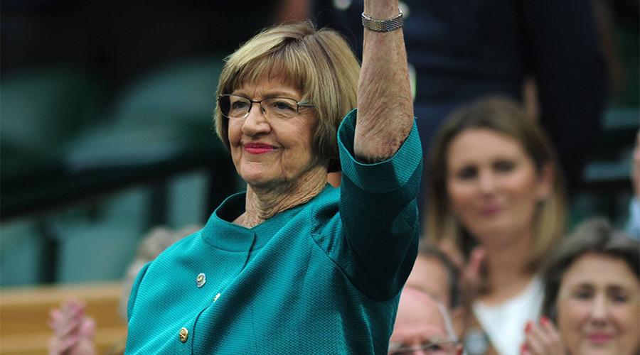 'Tennis is full of lesbians': Aussie Grand Slam legend Margaret Court fuels gay marriage row