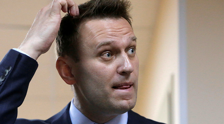New on Pornhub: Corruption allegations video that court ordered Russia's Navalny to delete