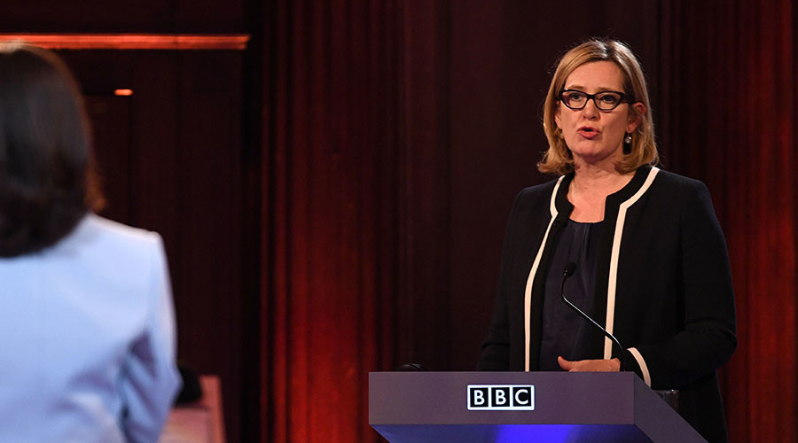 Good for British industry? Home Secretary makes 'no apology' for UK arms sales to Saudi Arabia