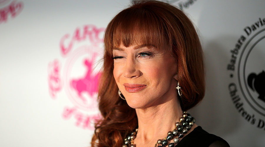 Little sympathy for comedian Kathy Griffin, fired over 'decapitated Trump' photoshoot