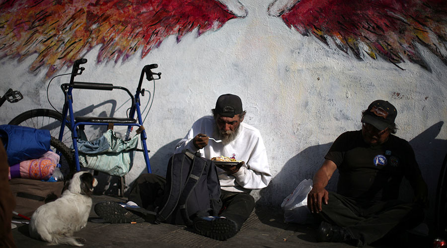 LA homelessness jumps 20% even as more housing is provided