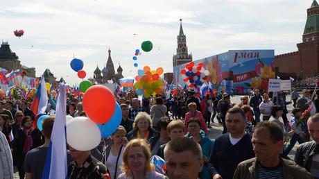 People worldwide rally on International Workers' Day