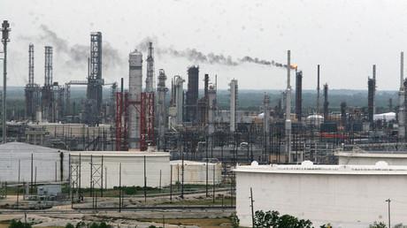 Port Arthur refinery in Texas. © Robert King / Global Look Press