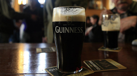 Cans and bottles are still not suitable for vegans according to Guinness. ©Cathal McNaughton