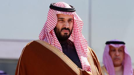 Saudi Deputy Crown Prince Mohammed bin Salman. ©Faisal Al Nasser