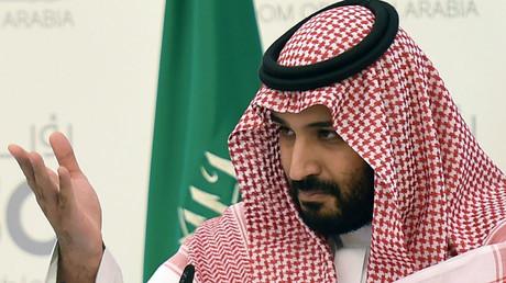 Saudi Defense Minister and Deputy Crown Prince Mohammed bin Salman. ©Fayez Nureldine