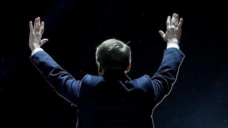 Emmanuel Macron © Thomas Samson