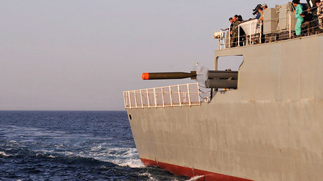 Iran tests superfast Hoot torpedo in Strait of Hormuz – reports