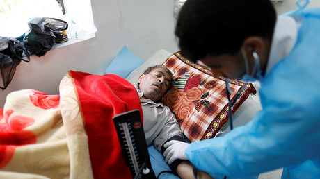 Cholera outbreak in Yemen kills 34 people, may spiral out of control – WHO & MSF