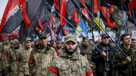 Western reporters in Kiev continue to ignore the rise of Neo-Nazism in Ukraine