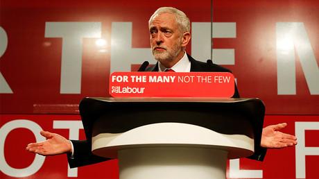 Jeremy Corbyn © Andrew Yates