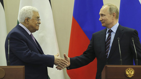 Peaceful coexistence of Palestine & Israel essential for regional security – Putin to Abbas