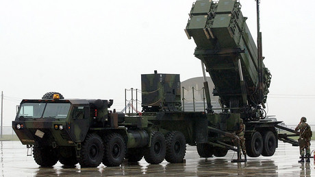 US soldiers operate a Patriot PAC-3 missile system © Choi Jae-Ku / AFP
