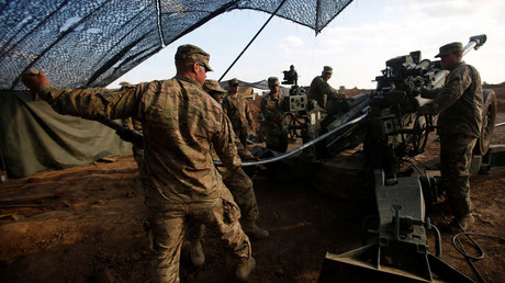 'US military bureaucracy has made it clear it wants long-term war in Mideast'