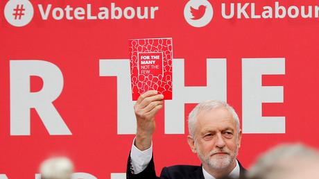 Jeremy Corbyn © Darren Staples