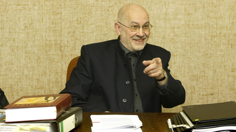 Defendant former German lawyer Horst Mahler © Michaela Rehle