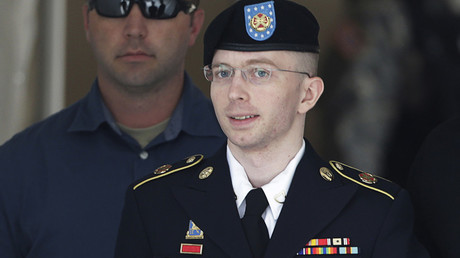 'Chelsea Manning's example of courage paved the way for Snowden & Assange'
