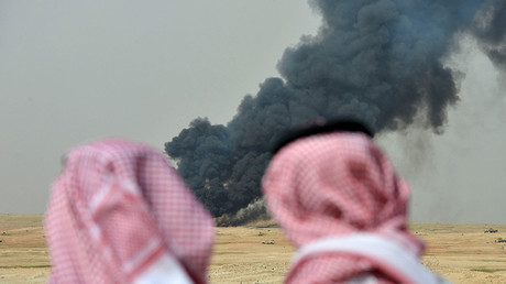 Why is Saudi Arabia bombing its own people?