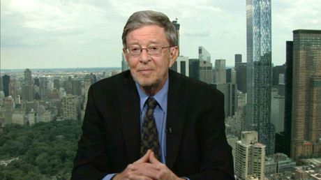 Stephen Cohen - the contributing editor of the Nation magazine, professor emeritus at Princeton University