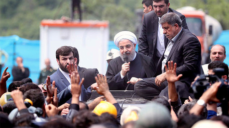 Iran's President Hassan Rouhani © Reuters