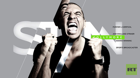 Ex-Premier League's Stan Collymore sings Kalinka & joins RT for 2017 FIFA Confed Cup in Russia