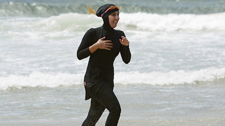 Algerian tycoon plans burkini party during Cannes Film Festival, sends one to Le Pen