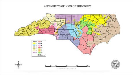 © Supreme Court's decision in Cooper v. Harris