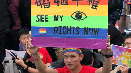 Taiwan's top court backs same-sex marriage in historic ruling