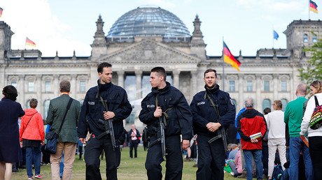 4 suspected Islamists arrested in Berlin ahead of Obama's visit