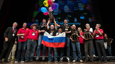 Ultimate champions: Russian students dominate International Collegiate Programming Competition
