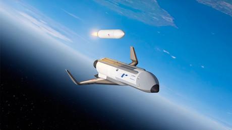 DARPA & Boeing begin construction of futuristic 'Spaceplane' (VIDEO)