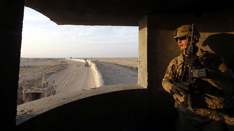 US Army lost track of $1 billion worth of arms & equipment in Iraq, Kuwait