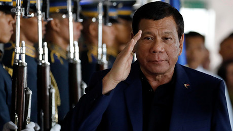 Philippines 'Dirty' Duterte facing 'same ISIS dynamic' as Assad in Syria