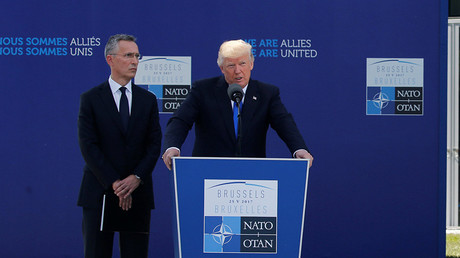 NATO allies must pay more to tackle terrorism, immigration & Russia – Trump