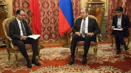 Russia & Philippines sign defense cooperation agreement, reaffirm unity against terrorism