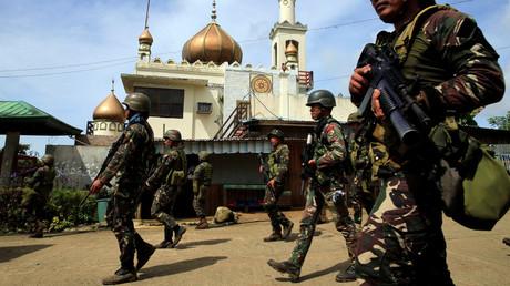 'Foreign jihadists' among militants terrorizing Philippines