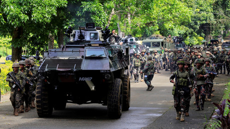 'Foreign jihadists' among militants terrorizing Philippines