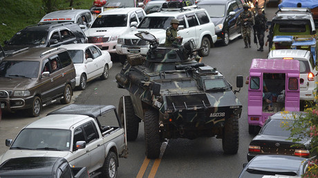 Philippines' special op against ISIS-affiliated militants in Marawi City