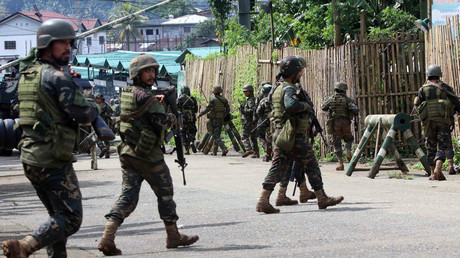 Duterte deploys commandos, attack helicopters to retake Marawi from ISIS-linked fighters