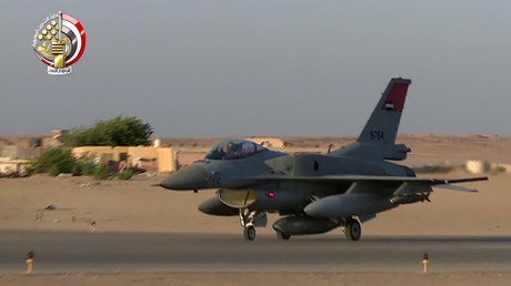 Egypt launches airstrikes on militants in Libya after deadly attack on Christians