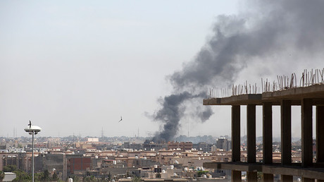 Dozens killed, 120+ wounded in Tripoli as rival factions clash for Libyan capital (VIDEO)