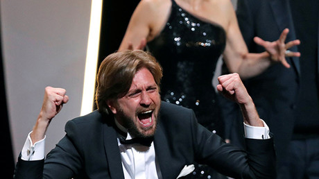'The Square' by Swedish director Ostlund wins Palme d'Or at Cannes film festival