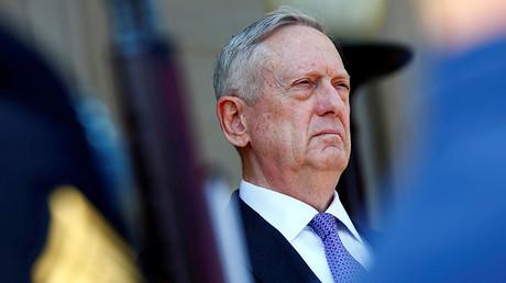 US Defense Secretary James Mattis © Eric Thayer