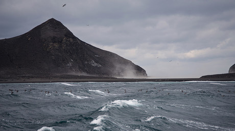 © Alaska Volcano Observatory / USGS