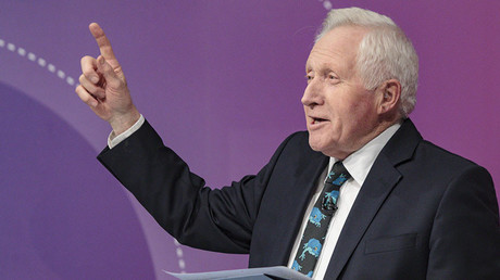 David Dimbleby. © Terry Harris / Global Look Press