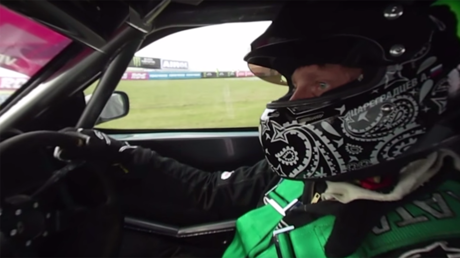 Russian Drift Series at Moscow Raceway