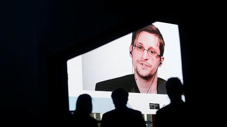 Edward Snowden © Rafael Marchante