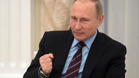 President Vladimir Putin © Sergey Guneev