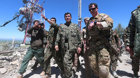 US arming Syrian Kurds will lead to 'big collision' with Turkey